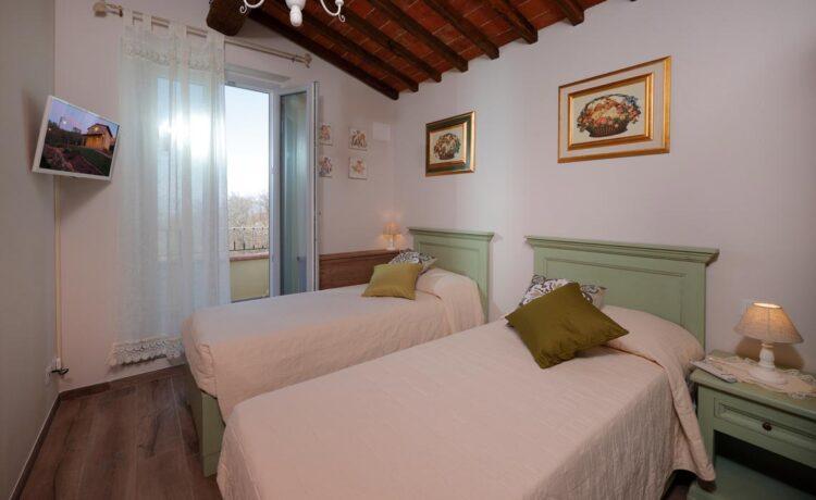 Casa di campagna Pianelli interni Vacanze in Toscana