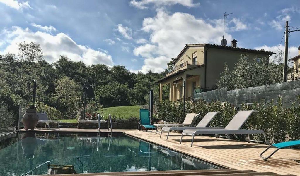 Stunning casa di campagna pianelli luesterno con piscina - Pavimentazione esterna casa di campagna ...