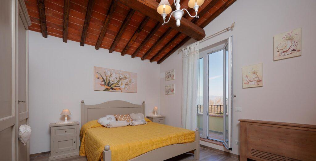 Camere Da Letto Di Campagna.Alloggio In Valdarno Toscana Casa Di Campagna Pianelli